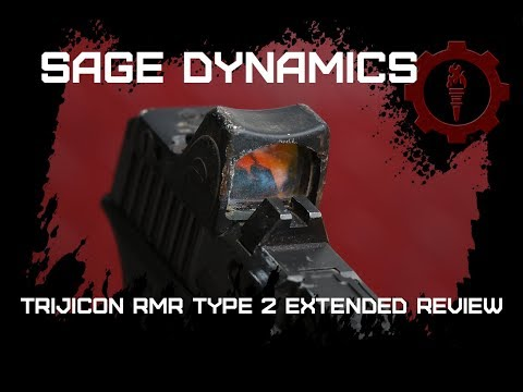 Trijicon RMR Type 2 Extended Review