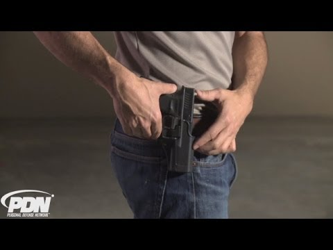 Personal Defense Network: SERPA Holster Review