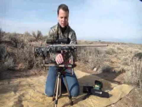 Caldwell DeadShot FieldPod with Aaron Davidson of Gunwerks