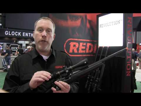Introducing the Redfield Revolution TAC 3-9x40mm Scope