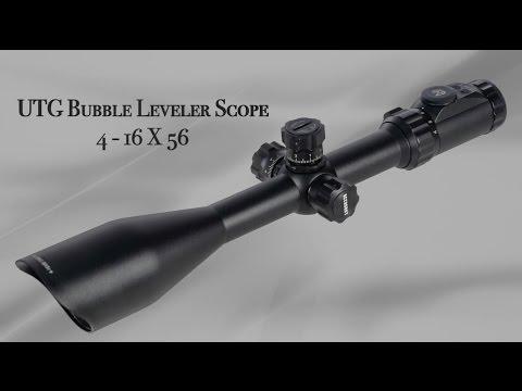 UTG Helps Level Out Long Range Shots