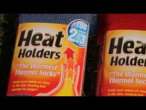 See what makes Heat Holders® The Warmest Thermal Sock