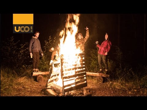 Start a Fire. Enjoy a Beer. UCO Torch+Bottle opener is here!