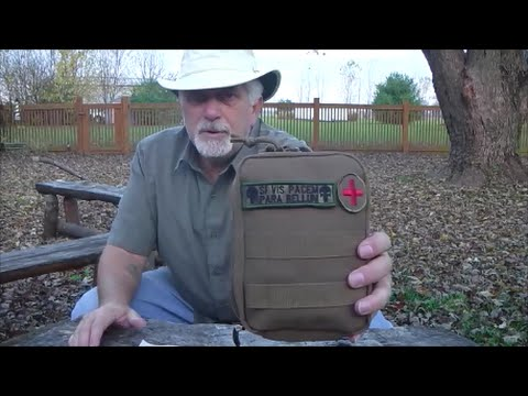 Orca Tactical MOLLE EMT Medical First Aid Pouch
