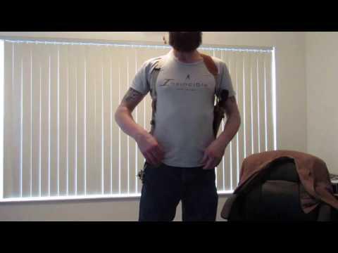 New Barsony Shoulder Holster Update Video