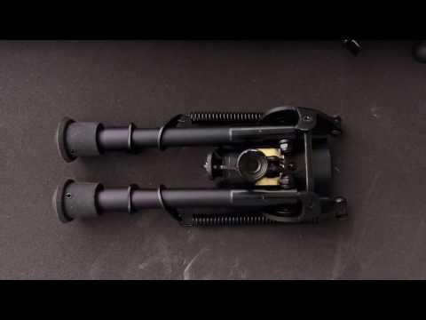 Avawo Hunting Rifle Bipod Review