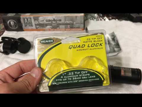 Bushnell AR Optics 2-7x32 Scope Review