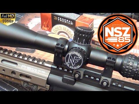 Nightforce NXS Scope - Full Review