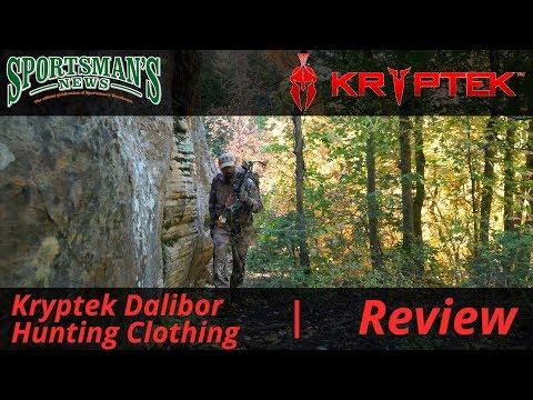Kryptek Dalibor Hunting Clothing Review