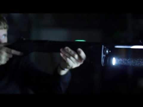 SureFire DSF Shotgun Forend WeaponLight video with Dakota Meyer