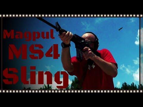 Magpul MS4 Dual QD Multi-Mission Sling Review (HD)