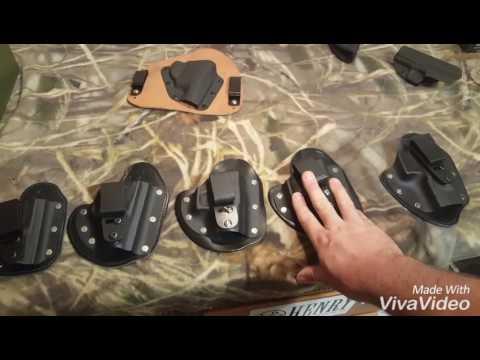Foxx holsters little fox review. Awsome IWB holster
