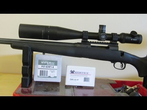 How to Mount a Scope on a Picatinny Rail