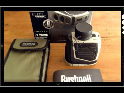 Bushnell Elite 1 Mile ARC - Unboxing