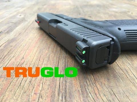 TruGlo Fiber Optic Handgun Sights