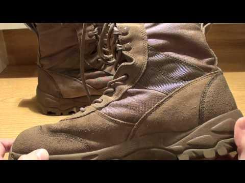 Blackhawk Warrior Wear Desert Ops Boots