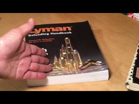 The Lyman 50th Edition Reloading Handbook