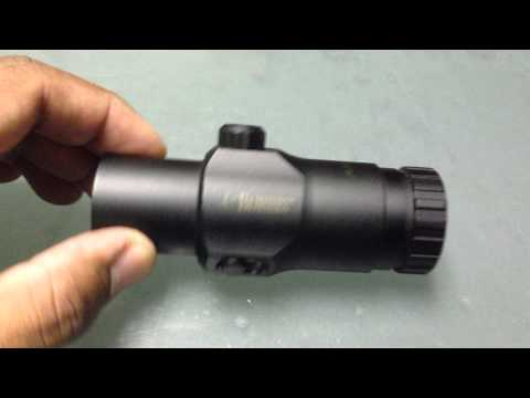 Burris AR Tripler Review - Great Competitor to Aimpoint and Eotech Offerings!
