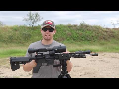 4MR Ranch In Depth Review of the ATN X-Sight 4K Pro Day & Night Scope