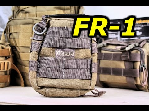 Maxpedition FR-1 Medical Pouch: Full Review