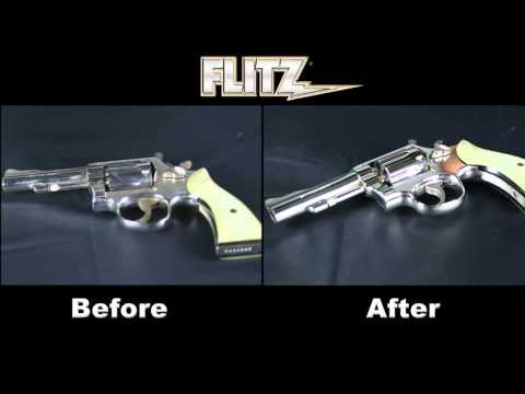 Flitz Gun & Knife Care Kit makes maintaining your firearms & blades quick and easy!