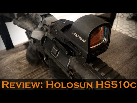 Full Review: Holosun HS510c