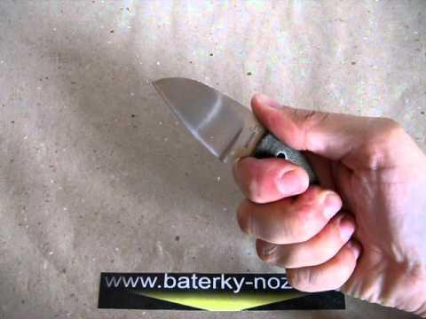 Boker Vox Knives Gnome Neck Knife 02Bo270