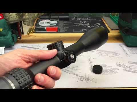 Burris Veracity - 4-20x50 Rifle Scope - Glass for My Savage 10 in 6.5 Creedmoor