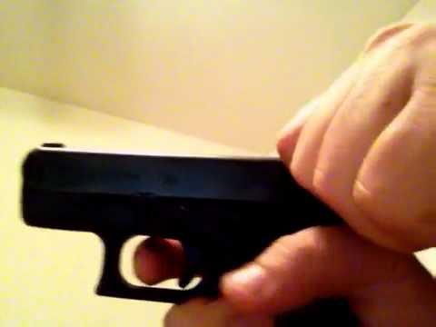 Glock Ghost 3.5lb trigger and ILMG spring kit