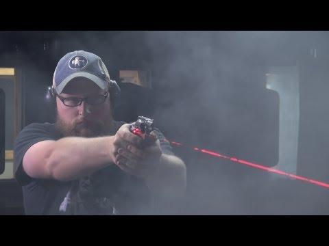Crimson Trace LG-305 J-Frame Revolver Lasergrips