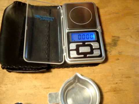 Frankford Arsenal Electronic Powder Scale