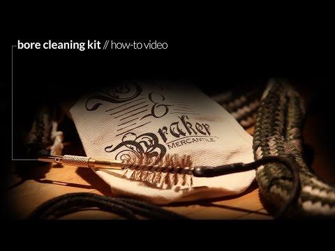 Sage & Braker's Bore Cleaning Kit Power Method