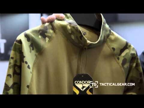 Condor Combat Shirt Gen 2 at SHOT Show 2016