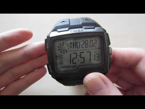 TIMEX Expedition Grid Shock TW4B02500 REAL FULL Review