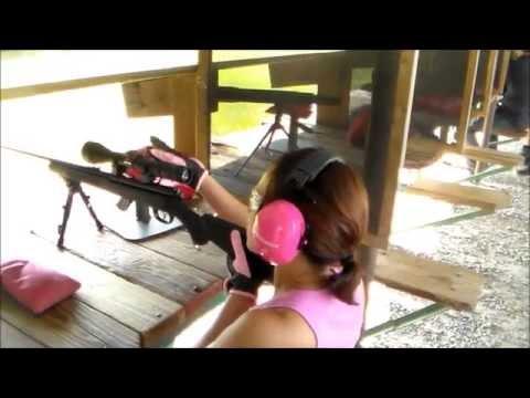 Simmons 8-Point Truplex Reticle 3-9x50mm range test