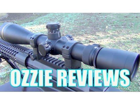 "Leupold ""VX3i"" 6.5-20x50mm Side Focus (CDS) Target Rifle Scope"