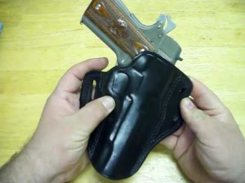 Galco Combat Master 1911 holster review