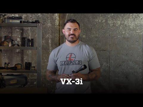 Leupold 101: VX-3i Riflescope