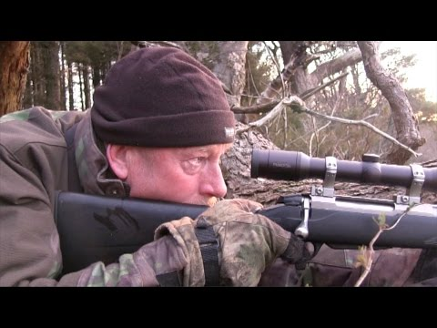 The Shooting Show –stalking and gralloching with Chris Dalton PLUS the Leupold VX-3
