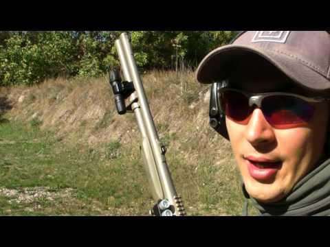 iProtec NEBO 5598 Universal Long Gun Light Mount Test