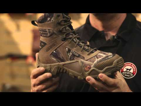Irish Setter VaprTrek Boot - Mossy Oak Product Spotlight