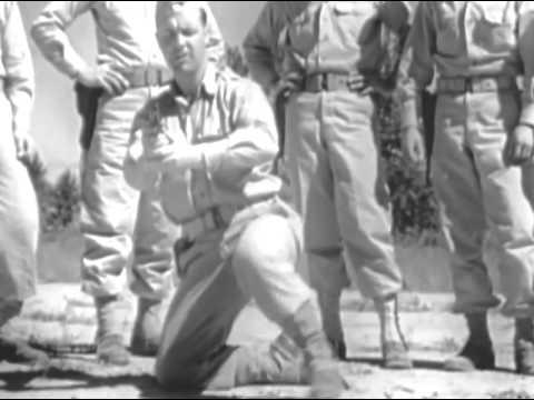 WWII 1911 45 CAL Pistol Training 720p