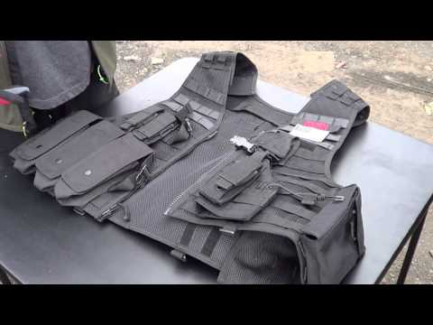 5.11 LBE Tactical Vest First Impressions