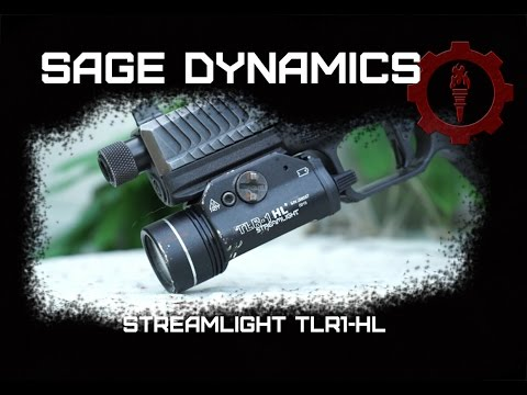 Streamlight TLR1 HL