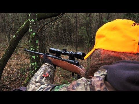 Whitetail Deer Hunting Rifle Season Pennsylvania Opening Day 2018 + Coyote - John