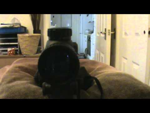 Tasco 3-9x40E Scope Review