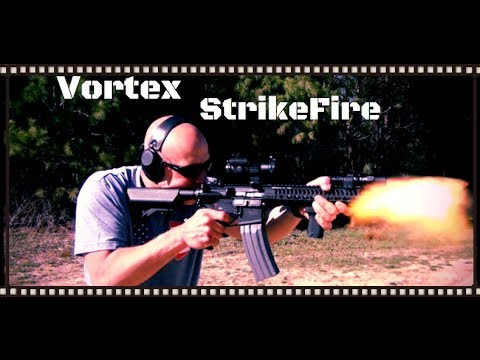 Vortex StrikeFire Red/Green Dot Optic Review (HD)