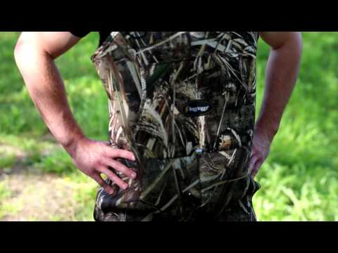 Frogg Togg's Neoprene Camo Amphib Waders - Hardline Outdoors