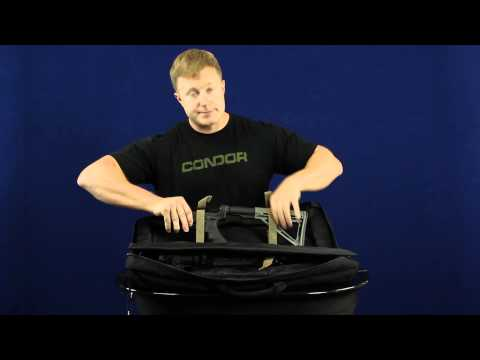 Condor Outdoor [164] Transporter Rifle Case