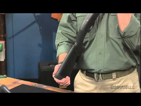 Brownells - Hogue Overmolded Shotgun Stocks